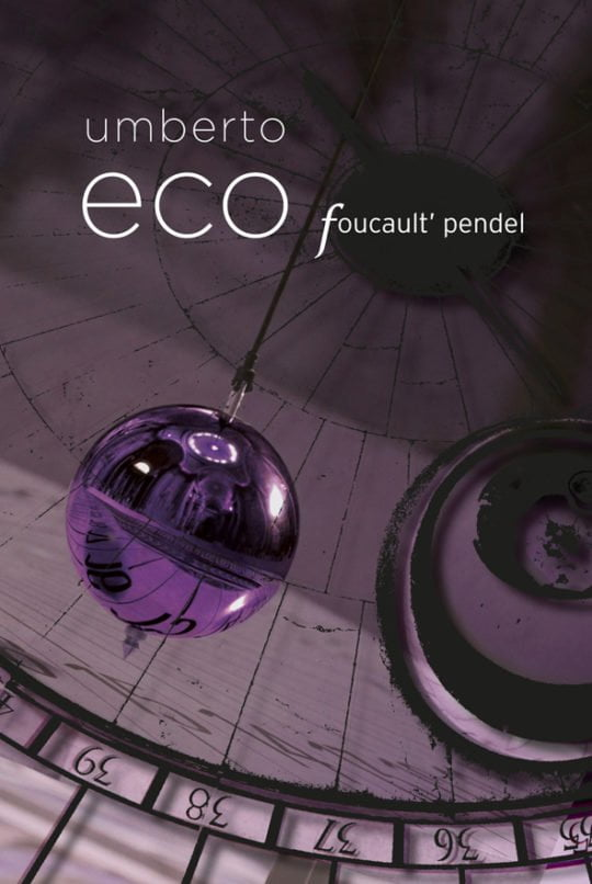 Foucault´ pendel   Umberto Eco   Varrak