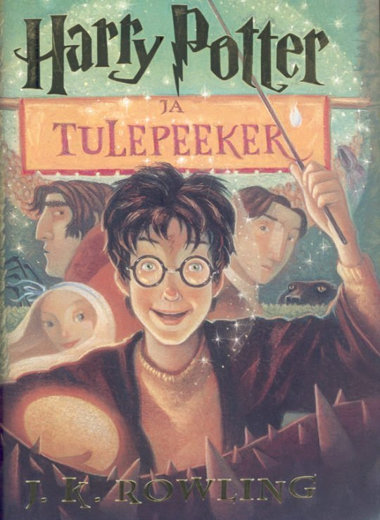 Harry Potter ja tulepeeker. IV osa | J.K. Rowling | Varrak