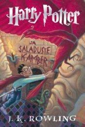 Harry Potter ja saladuste kamber. II osa | J. K. Rowling | Varrak
