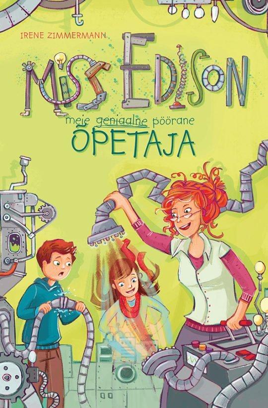 Miss Edison | Irene Zimmermann | Varrak