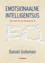 Emotsionaalne intelligentsus | Daniel Goleman | Varrak
