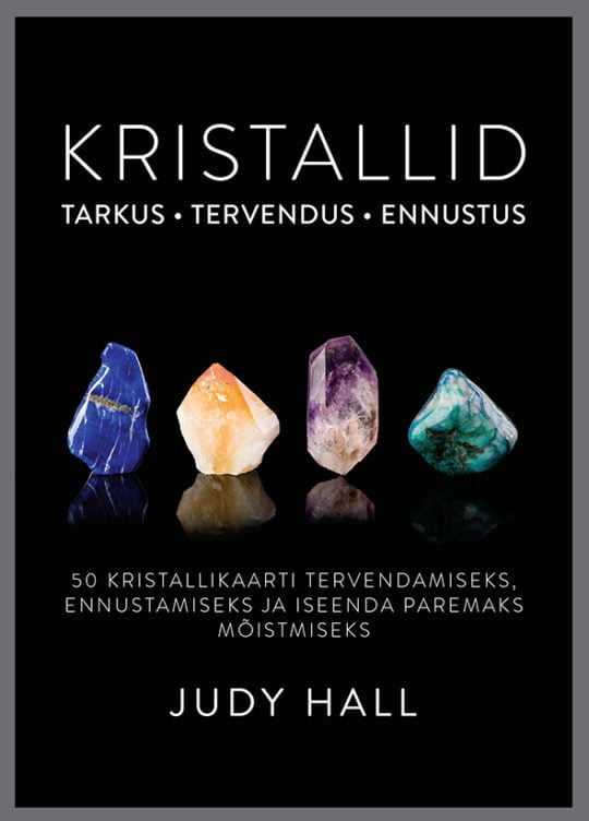 Kristallid   Judy Hall   Varrak