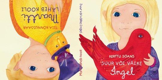 Martti läheb kooli. Suur või väike Ingel? | Kerttu Soans,Tiia Kõnnusaar | Varrak