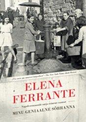 Minu geniaalne sõbranna | Elena Ferrante | Varrak
