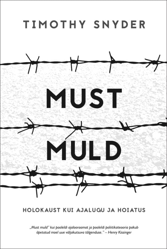 Must muld | Timothy Snyder | Varrak