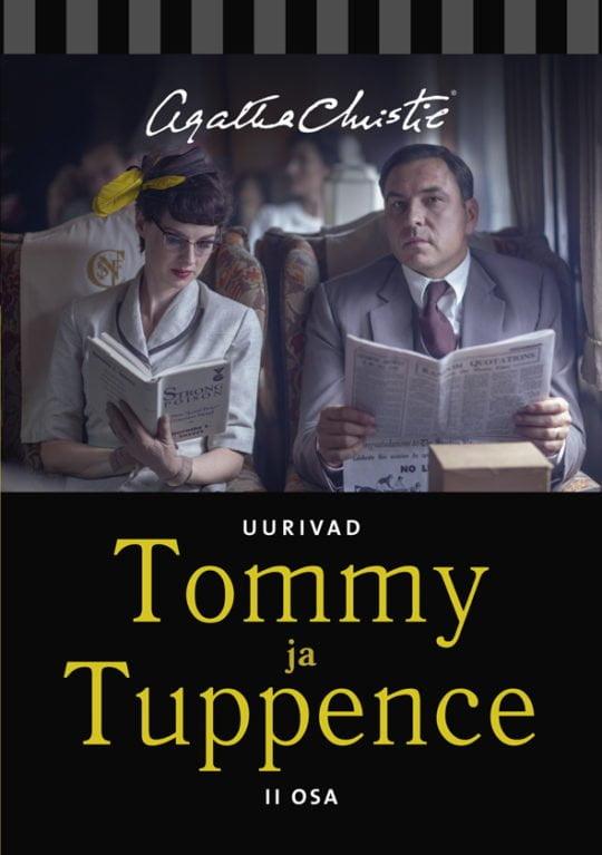 Uurivad Tommy ja Tuppence | Agatha Christie | Varrak