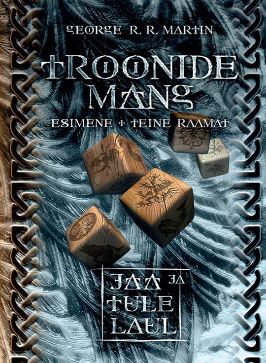 Troonide mäng | George R. R. Martin | Varrak