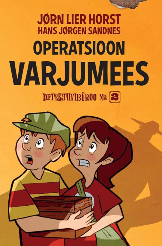 Operatsioon Varjumees | Hans Jørgen Sandnes,Jørn Lier Horst | Varrak
