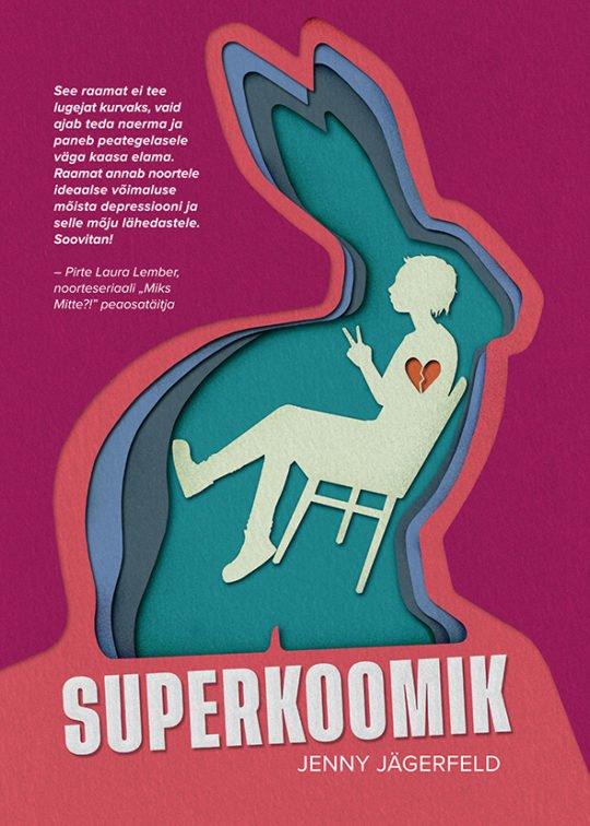 Superkoomik   Jenny Jägerfeld   Varrak