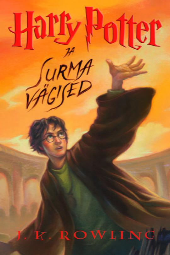 Harry Potter ja surma vägised   J.K. Rowling   Varrak