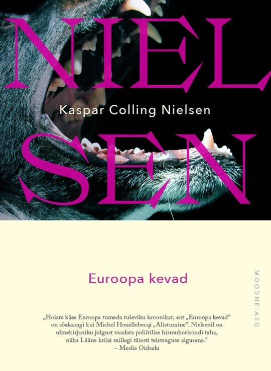 Euroopa kevad   Kaspar Colling Nielsen   Varrak