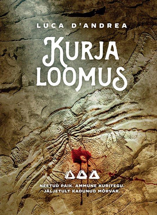 Kurja loomus | Luca D'Andrea | Varrak