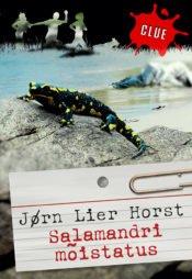 Salamandri mõistatus | Jørn Lier Horst | Varrak
