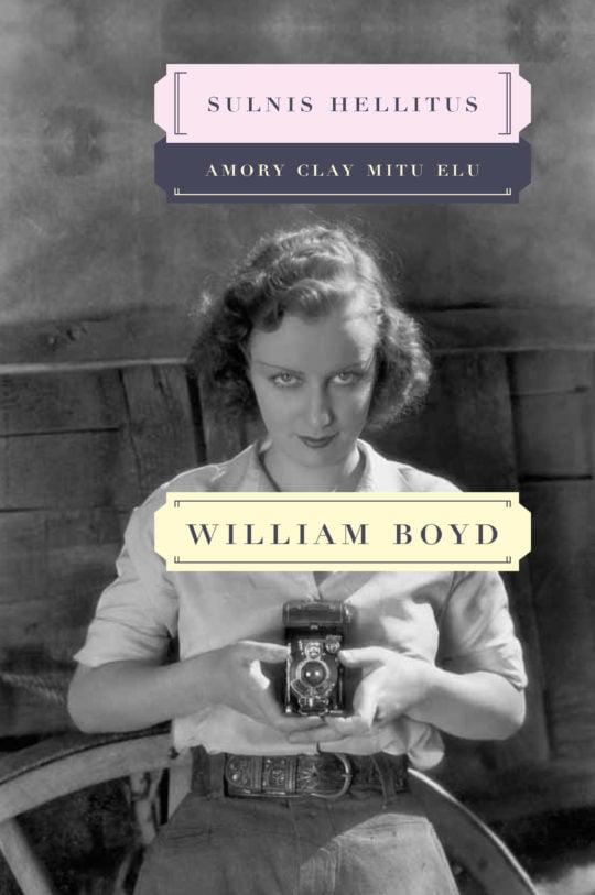 Sulnis hellitus: Amory Clay mitu elu | William Boyd | Varrak