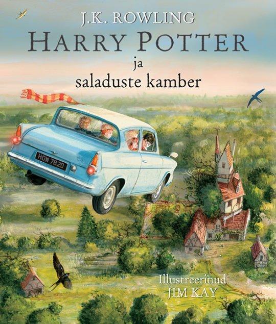 Harry Potter ja saladuste kamber | J. K. Rowling | Varrak