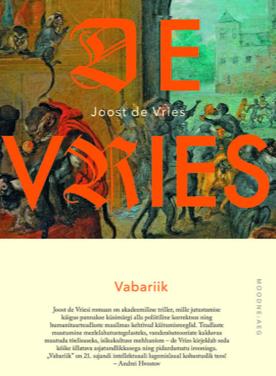 Vabariik | Joost de Vries | Varrak