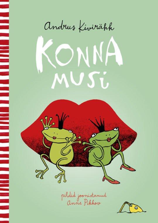 Konna musi | Andrus Kivirähk | Varrak