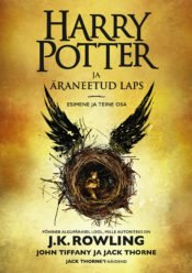 Harry Potter ja äraneetud laps   Jack Thorne   Varrak