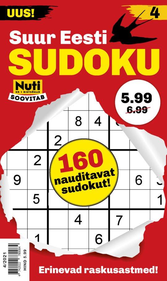Suur Eesti Sudoku 4 | Varrak