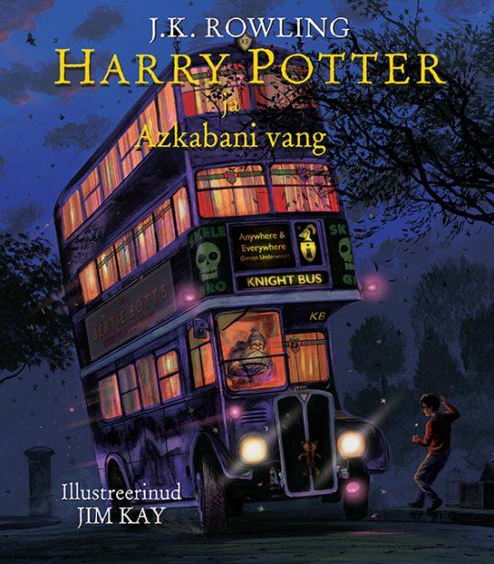 Harry Potter ja Azkabani vang | J. K. Rowling | Varrak