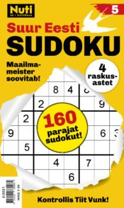Suur Eesti Sudoku 5 | Varrak