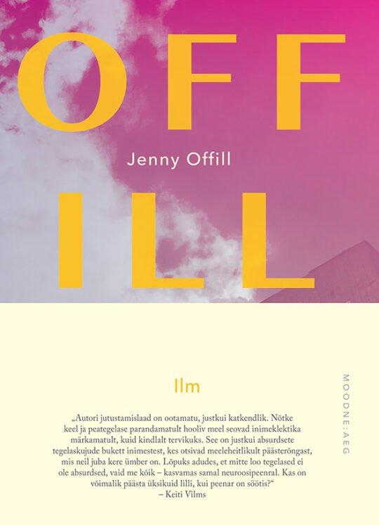 Ilm | Jenny Offill | Varrak