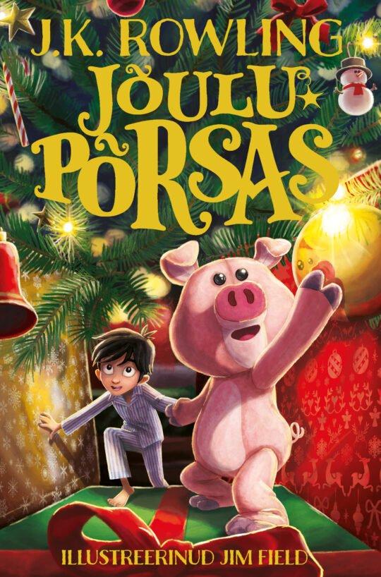 Jõulupõrsas | J.K. Rowling | Varrak