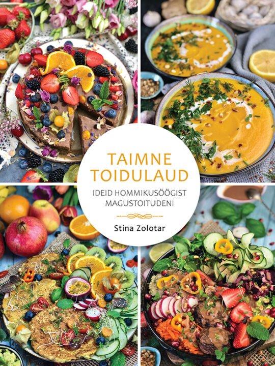 Taimne toidulaud | Stina Zolotar | Varrak