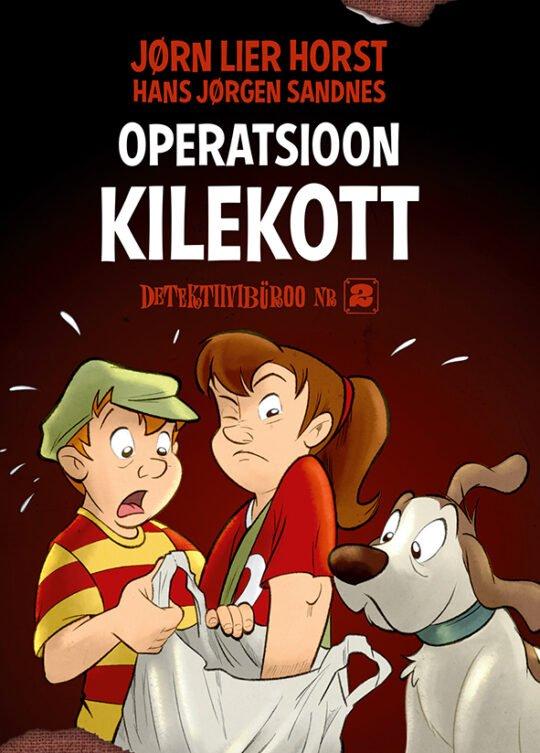 Operatsioon Kilekott   Hans Jørgen Sandnes,Jørn Lier Horst   Varrak